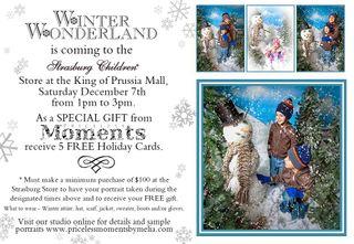 WinterWonderland email ad