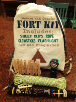 Brightly Street Fort Kit by The Treasure Hunts