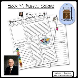 Countdown to Conference: Elder M. Russell Ballard