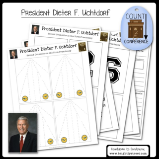 Countdown to Conference: Dieter F. Uchtdorf