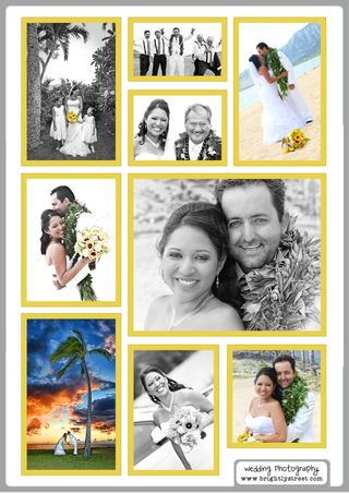 Brightly Street Wedding Photography Hawaii