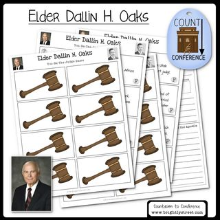 Countdown to Conference: Dallin H. Oaks
