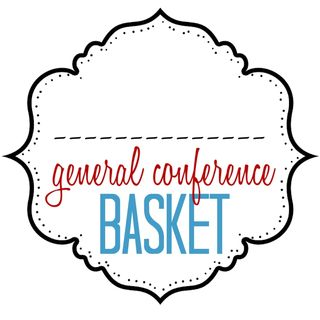General Conference Basket tags