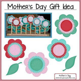 Mother_s Day Flower Gift idea sample