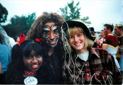 Halloween Costume Idea Wizard of Oz