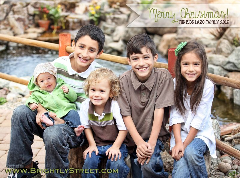 Deseret Industries Christmas Clothing Family Portrait Ideas