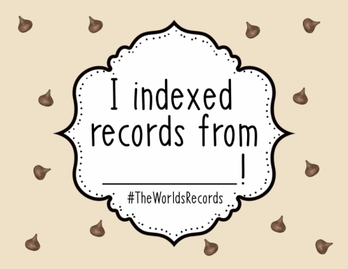 Indexing Signs #theworldsrecords