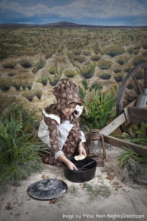 Pioneer Day – Ann Jewell Rowley