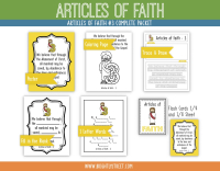 Etsy Articles of Faith 3
