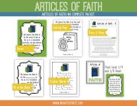 Etsy Articles of Faith 8