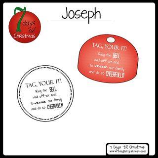 "Day 6: A Christ-Centered Christmas ""Joseph"""