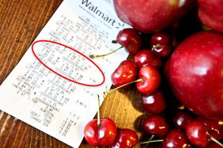 Price Matching at Walmart Cherries