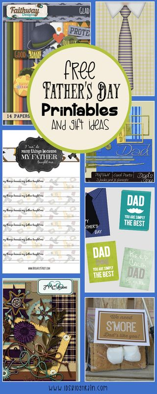 LDS Blog Train June 2015 Father_s Day Pinterest Pin