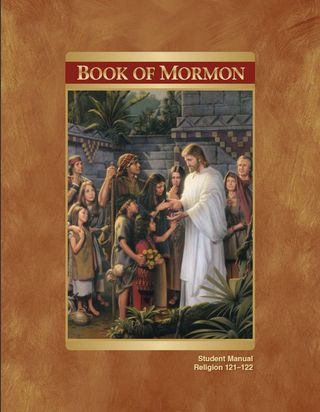 Book of Mormon Institute Manual