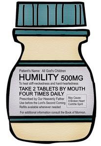 Beware of Pride Humility Antidote