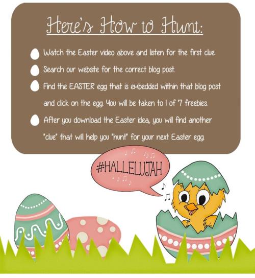 EasterCampaign Sugardoodle hallelujah 2