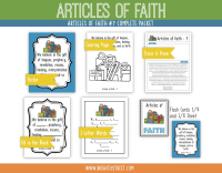 Etsy Articles of Faith 7