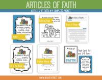 Etsy Articles of Faith 7