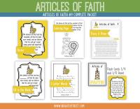 Etsy Articles of Faith 9
