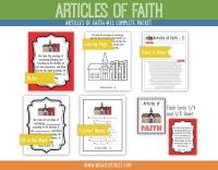 Etsy Articles of Faith 11