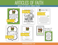 Articles of Faith 2