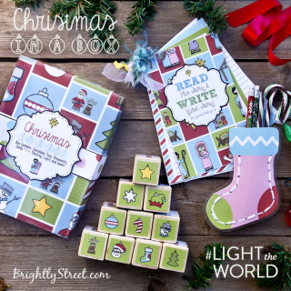 Brightly Street Christmas-in-a-Box Instagram Image
