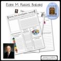 LDS Apostle Elder M. Russell Ballard