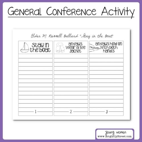 General Conference: Elder Ballard