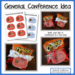 General Conference Cheetos Tags