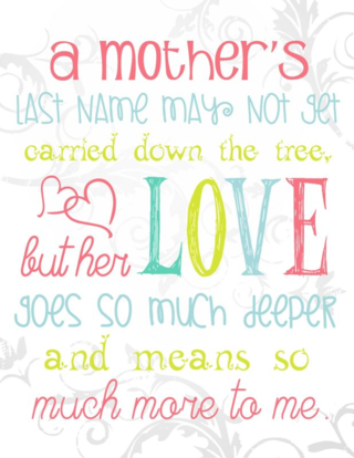 Mother_s Day Printable Quote freebie