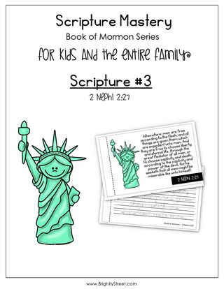 Scripture Mastery BOM #3 Free to Choose 002 (Side 2)