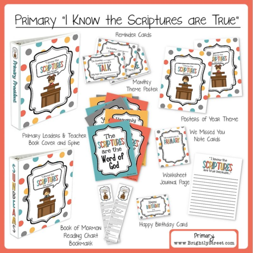 "LDS Blog Train ""I Know the Scriptures are True"""