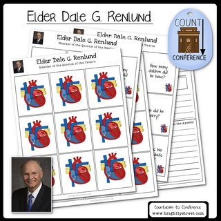 Apostles and Prophets Worksheet Elder Renlund Packet sample