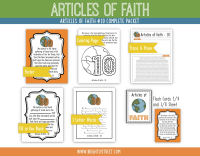 Etsy Articles of Faith 10