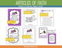 Etsy Articles of Faith 12