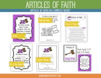 Etsy Articles of Faith 12