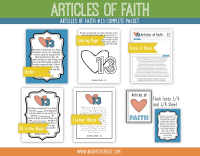 Etsy Articles of Faith 13