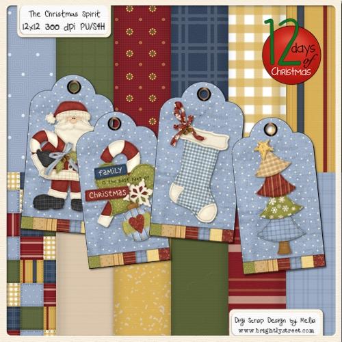 """12 Days of Christmas: Day 2 """"The Christmas Spirit"""""""