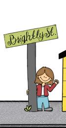 Brightly Street