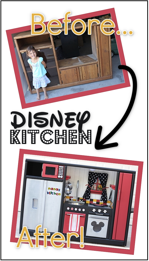 DIY Disney Kitchen